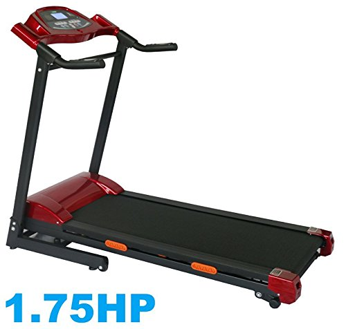 ABEXCEED­ TREADMILL HYDRAULIC FOLDING WITH MP3...