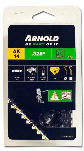 Arnold 1191-X2-5873 Chaîne, Noir