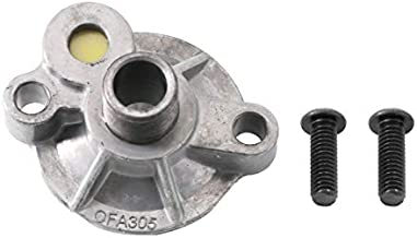 KIPA Oil Filter Adapter Replace for Small Block Chevy V8 Engines SBC BBC Spin On Bypass 305 307 327 350 400 396 402 427 454 gm # 3952301