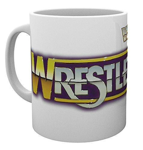 GB eye Ltd WWE, Classic Wrestlemania, Tasse, Keramik, Verschiedene, 15x 10x 15cm