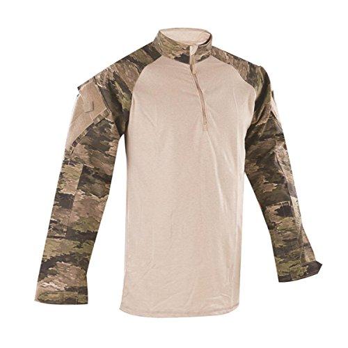 Tru-Spec T-Shirt de Combat Tactique pour Homme A-TACS IX, XXL