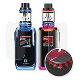 atFoliX Anti-Choque Lámina Protectora de Pantalla compatible con Vaporesso Revenger X Antichoque Película Protectora, antirreflectante y flexible FX Película Protectora (Set de 2)
