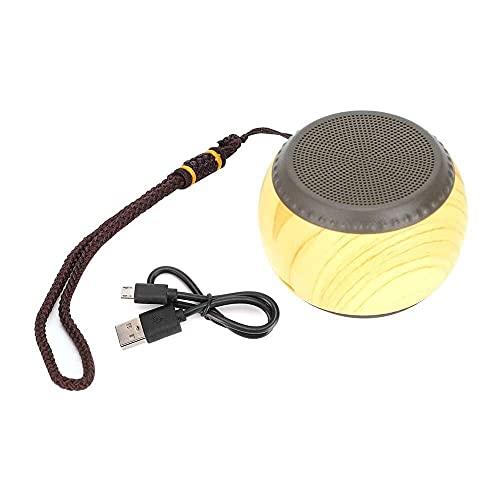 Yuyanshop Altavoz Bluetooth, mini altavoz de audio inalámbrico Bluetooth 5.0 altavoz portátil reproductor de música