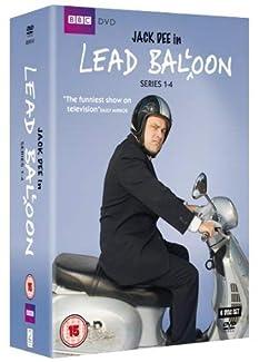 Lead Balloon - Series 1 - 4
