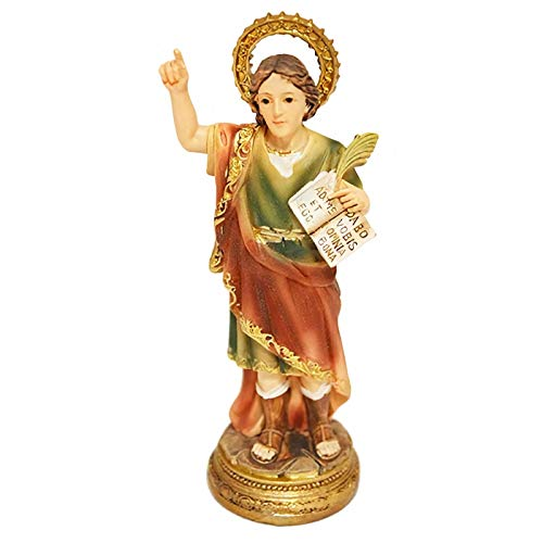 Trofeos Cadenas | San Pancracio. Figura Religiosa, en Resina, de 11 cm