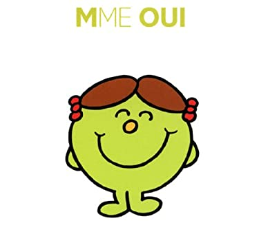 Madame Oui (Collection Monsieur Madame) (French Edition)