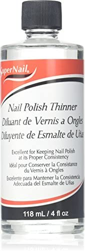 Super Nail Polish Thinner 4 Ounce (118ml)