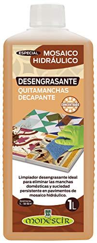 Desengrasante Especial Mosaico Hidráulico 1L MONESTIR
