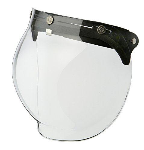 RIDEZ ライズ Final Bubble シールド クリア 3点ボタン汎用シールド 4527625089945