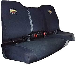 Polaris Ranger Hardcore Seat Covers (Black)