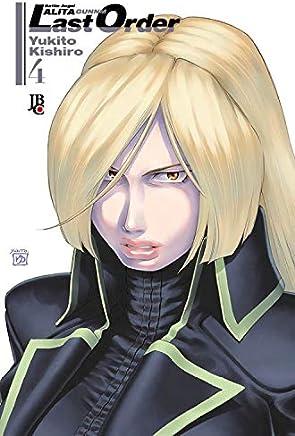 Battle Angel Alita - Last Order - Volume 4