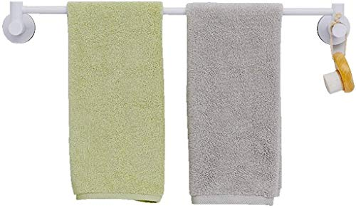 ZGYQGOO Sucker Einzel Handtuchhalter Kostenloser Handtuchhalter Bad Wc Handtuchhalter Küche Hängen Handtuchhalter 673mm * 82mm * 95mm