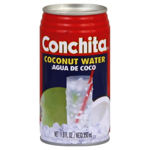 Conchita Coconut Water, 11.8000-ounces (Pack of24)