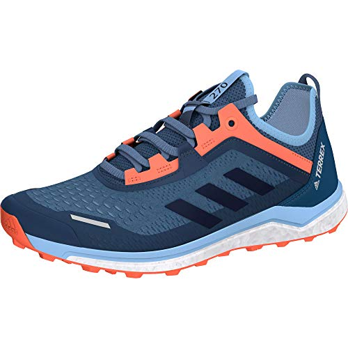 Adidas Terrex Agravic Flow W, Zapatillas de Cross para Mujer, Multicolor (Tintec/Tinley/Coalre 000), 40 2/3 EU