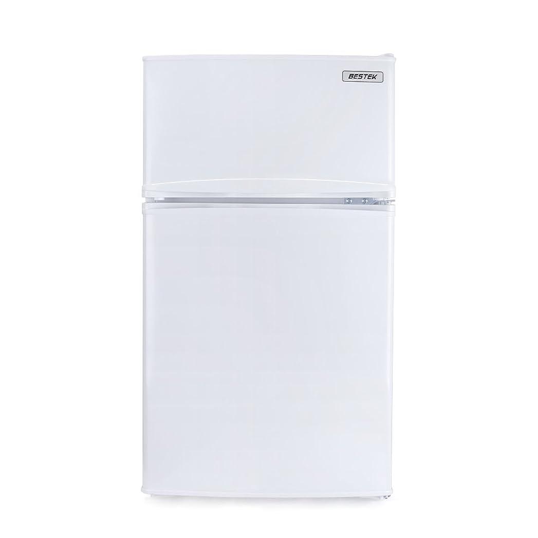 固執怒っている本気BESTEK 冷蔵庫 小型 冷凍冷蔵庫 直冷式 2ドア 85L 右開き BTMF211