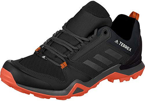 adidas Herren Terrex AX3 Klassische Stiefel, Schwarz (Black G26564), 44 EU