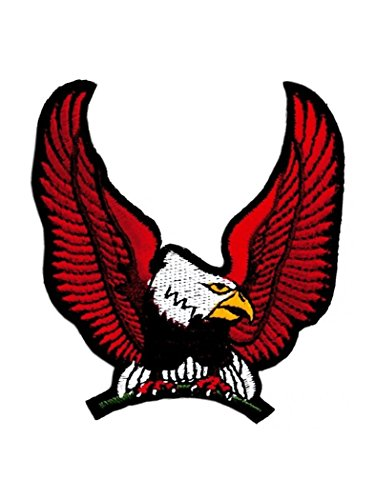 Badges Aigle Rouge