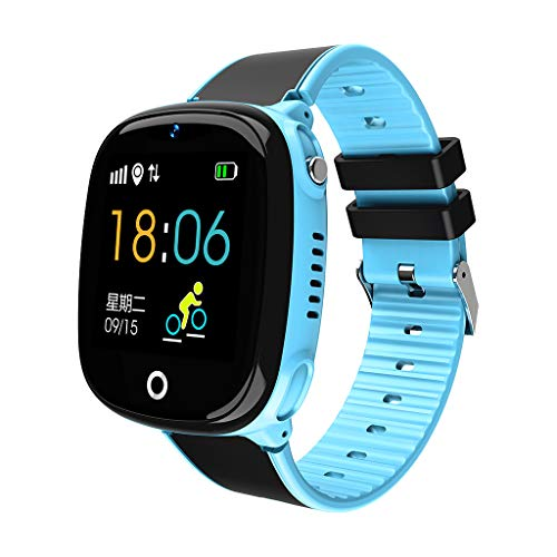 GHTGHTS HW11 IP67 impermeabile Smart Watch GPS Tracking Security Fence SOS Call Pedometer Orologio intelligente con fotocamera per bambini Bambini