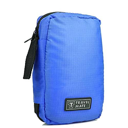 Portable Espace de rangement Sac, Qualité Nylon Matériel 11.6 * 18.5 * 4.2cm Se réconcilier Sac Voyager avec Nylon
