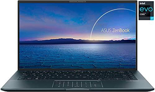 ASUS Zenbook UM425IA-AM006 - Ordenador portátil de 14' FullHD (Ryzen7 4700U7, 16GB RAM, 512GB SSD,...