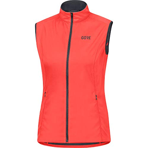 GORE WEAR R5 Damen Laufweste GORE-TEX INFINIUM , 38, Orange