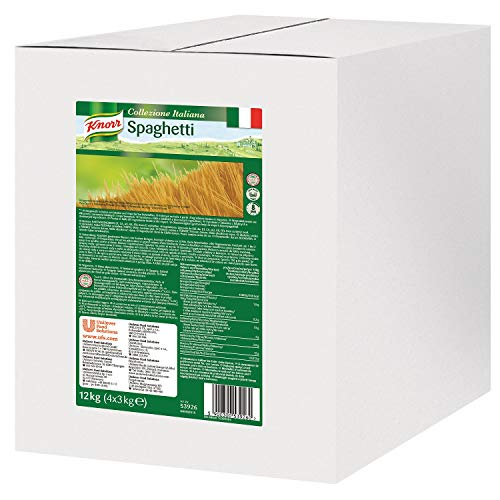 Knorr Spaghetti Nudeln Großpackung, 3 kg