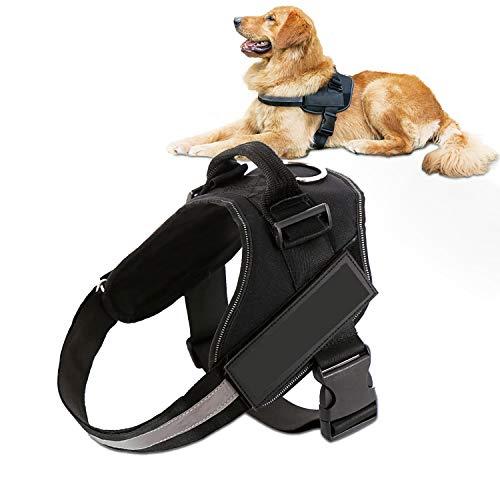 Xnuoyo ArnéS De Pecho para Mascotas ArnéS para Perro Transpirable Y Ajustable, Adecuado para Perros Grandes, Medianos Y PequeñOs,...
