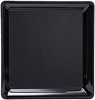 WNA Square Heavyweight Plastic Tray, 16