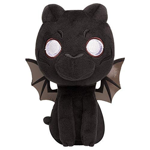 Funko 31902 Supercute Plushies: Fantastic Beasts 2: Thestral Supersüße Plüschtiere, Multi