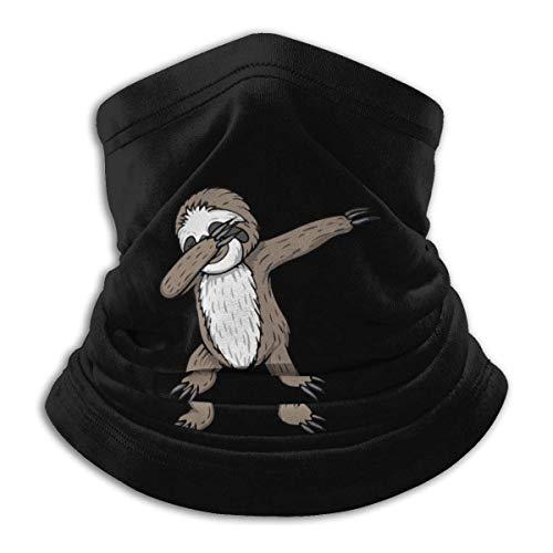 Bklzzjc Neck Gaiter Warmer Animal Dabbing Men Women Face Cover Headwear Cold Weather Windproof Neck Warmer