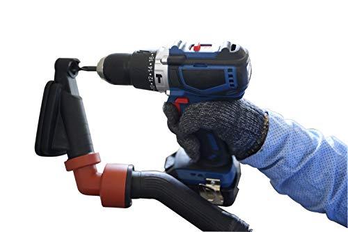 Schlagbohrmaschine Bohrstaub-Düse Zum Staubfreien Bohren Auf Allen Oberflächen
