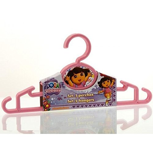Cintre Dora l'exploratrice Pack 3