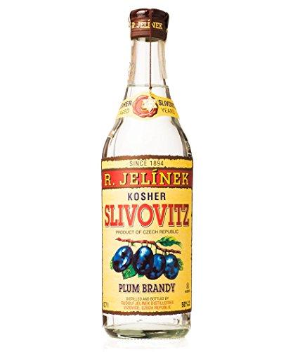 Slivovice Slivovitz Plum Brandy Distillato di Prugne 5yo KOSHER - R. Jelinek 70cl