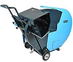 IMLEX Scie à bascule 700 Scie à balançoire IM-WP/700 Lame de scie 700 mm Cémenté cémenté pour bois de chauffage Scie à bascule avec rallonge pour la coupe longue et l'impact de la longueur 4.5 KW Moteur électrique