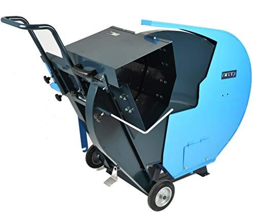 IMLEX Wippkreissäge 700 Wippsäge IM-WP/700 Sägeblatt 700 mm Hartmetall für Brennholz Wippsäge mit Wippenverlängerung für Langes Schnittgut und Längenanschlag 4.5 KW Elektromotor