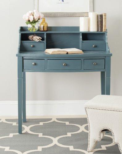 Safavieh American Homes Collection Landon Medium Oak Writing Desk
