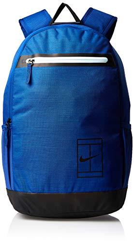 Nike Court Tennis Backpack (Indigo Force/Black/Black)