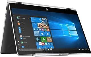 "Flagship HP Pavilion x360 14"" 2-in-1 Full HD IPS Touchscreen Business Laptop, Intel Quad-Core i5-8250U 8G DDR4 256G SSD B&O Audio WLAN Backlit Keyboard HDMI Bluetooth USB Type-C Win 10 with Stylus Pen"