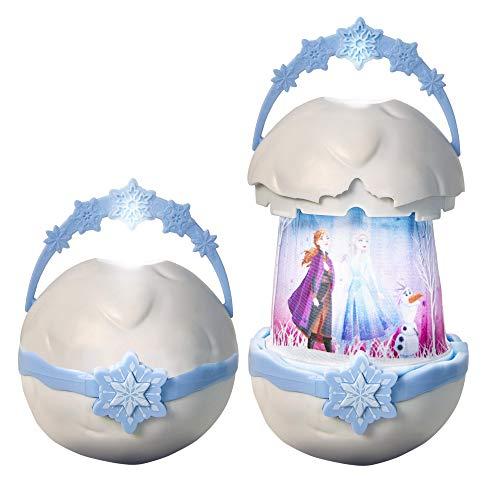 Disney GoGlow Kinder Pop-Up-Laterne mit Nachtlicht und Taschenlampe, Weiß