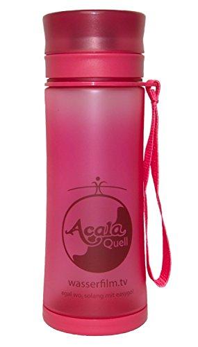 Tritan Trinkflasche Easygo von Acala 500 ml BPA frei (Pink)
