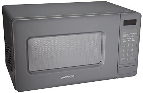 Daewoo KOR-667DG – Horno de Microondas, 0.7, color Gris
