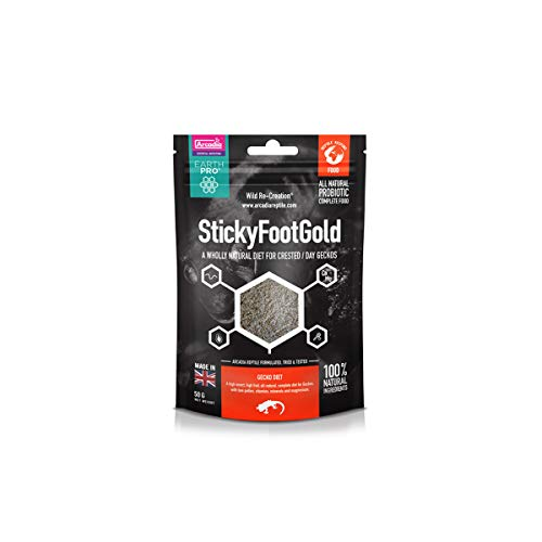 Arcadia Earthpro Stickyfoot Gold (50 g)