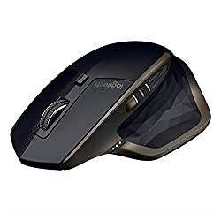Travaillez sur Plusieurs Dispositifs en Toute Simplicité: Associez jusqu'à trois dispositifs différents pour basculer facilement d'un ordinateur à l'autre d'un seul bouton, que ce soit PC ou Apple avec la même qualité qu'avec une souris filaire, La s...