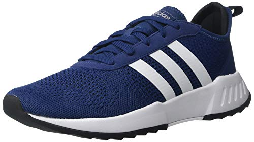 adidas Men's Phosphere Running Shoe, Tech Indigo/FTWR White/core Black, 12 M US