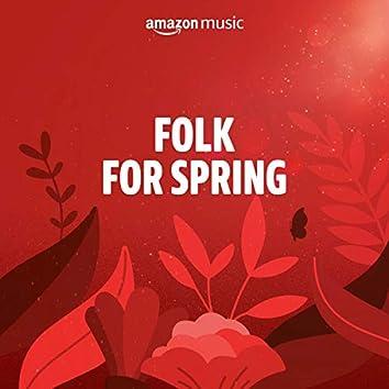 Folk For Spring