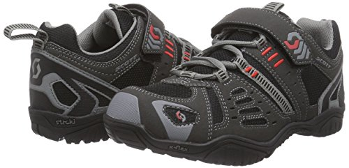 Scott Unisex-Erwachsene Trail Traillaufschuhe, Schwarz (Black), 41 EU - 5
