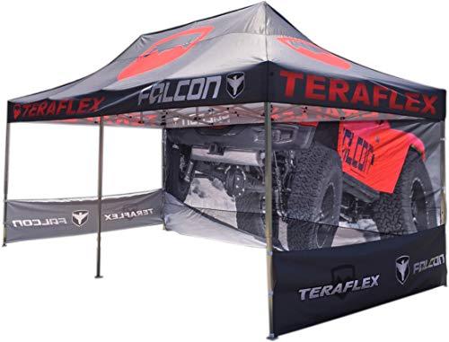 BAJIE Zelt Outdoor Tente 8 Personen Wasserdicht/UV-Proof Für Zeremonie Werbung Promotion Zelte Verwendung