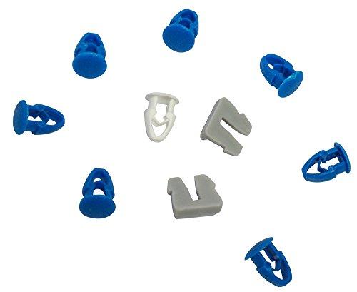 Cora 000116011 Kit 8 Bottoni