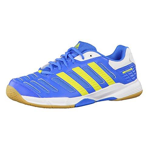 adidas Adidas Herren Handballschuhe essence 10 37 1/3 bright blue/running white/lab lime