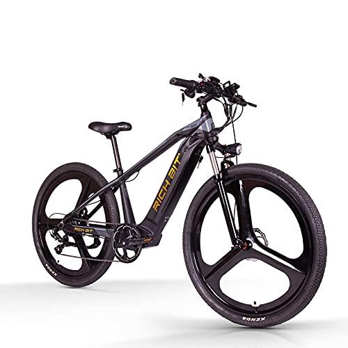 Bicicleta eléctrica, Freno de Disco hidráulico de 29 '' Bicicleta de montaña...
